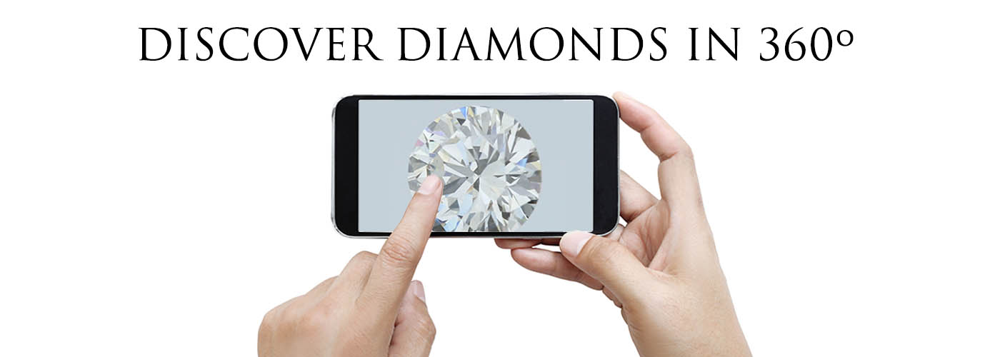 Discover Diamonds In 360°
