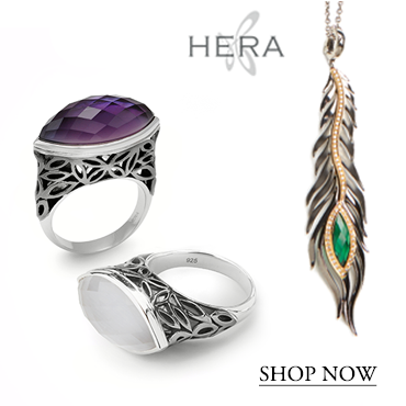 Hera Silver Fashion Jewelry