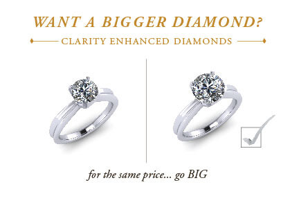 Why You Should Buy A Clarity Enhanced Diamond Fine Jewelry And Diamonds At London Gold